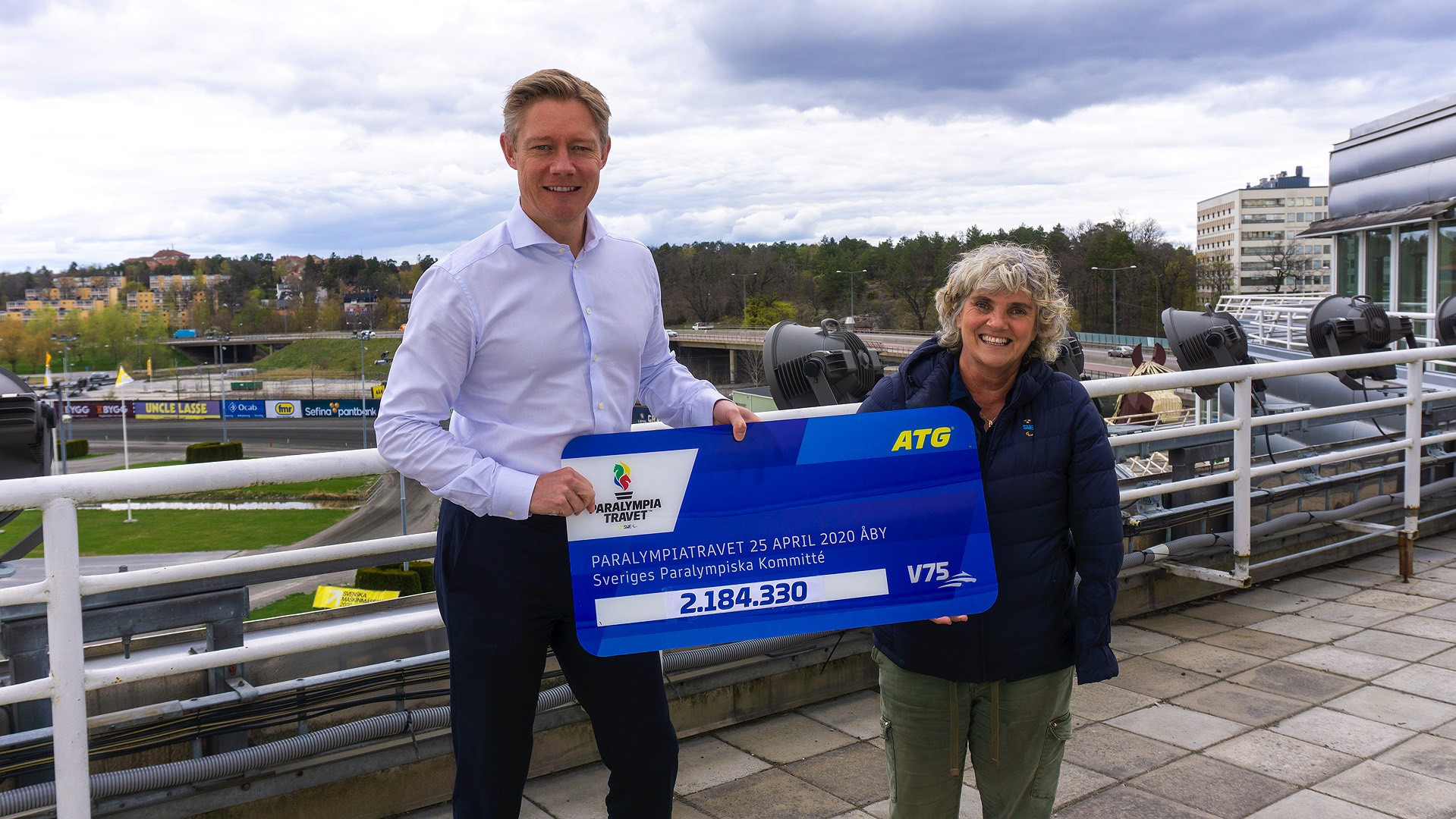 The money will be used to help Sweden's preparations for the Tokyo 2020 Paralympic Games ©SPK