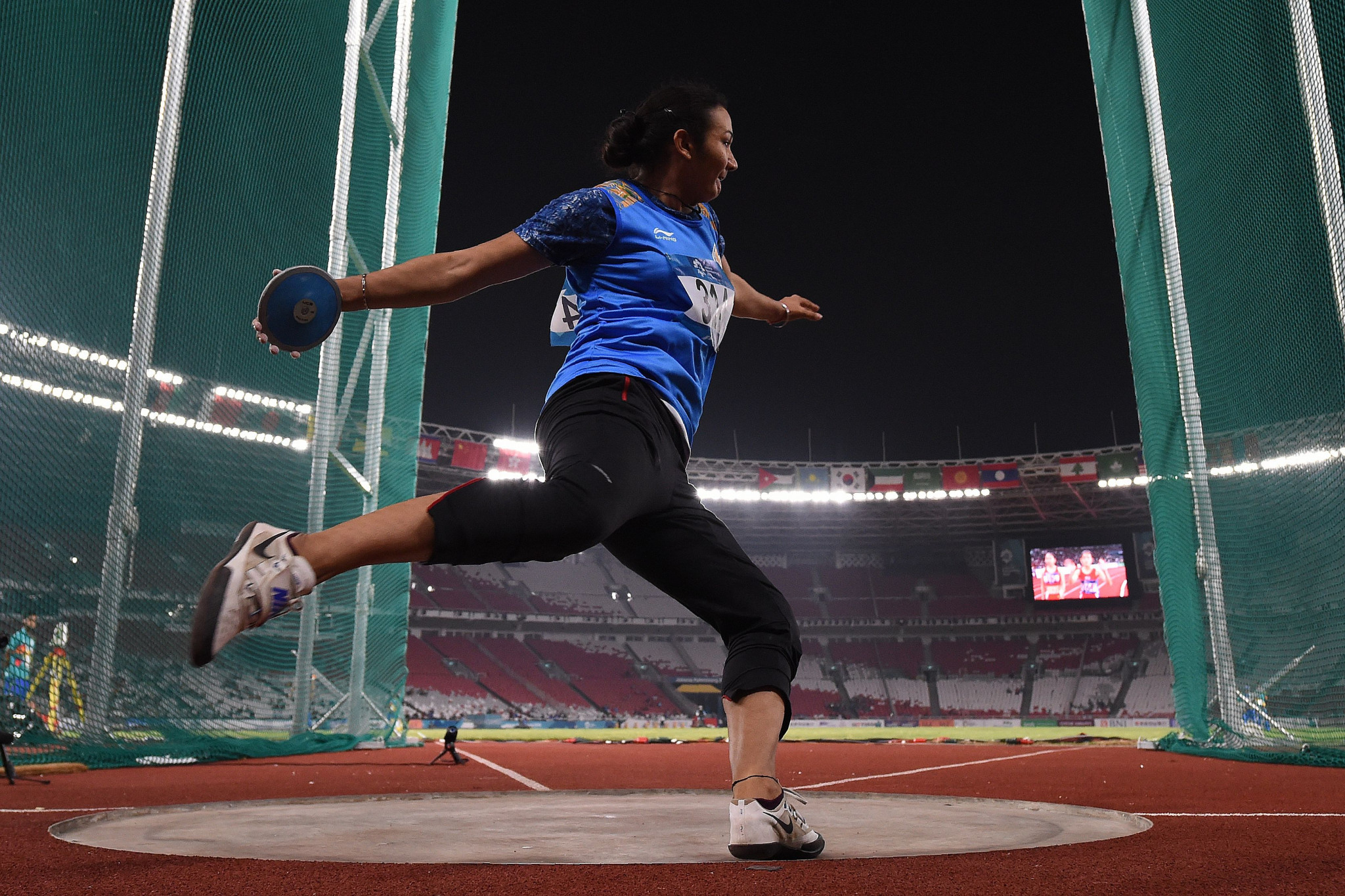 Indian discus thrower Kumari hit with four-year ban for failing doping test