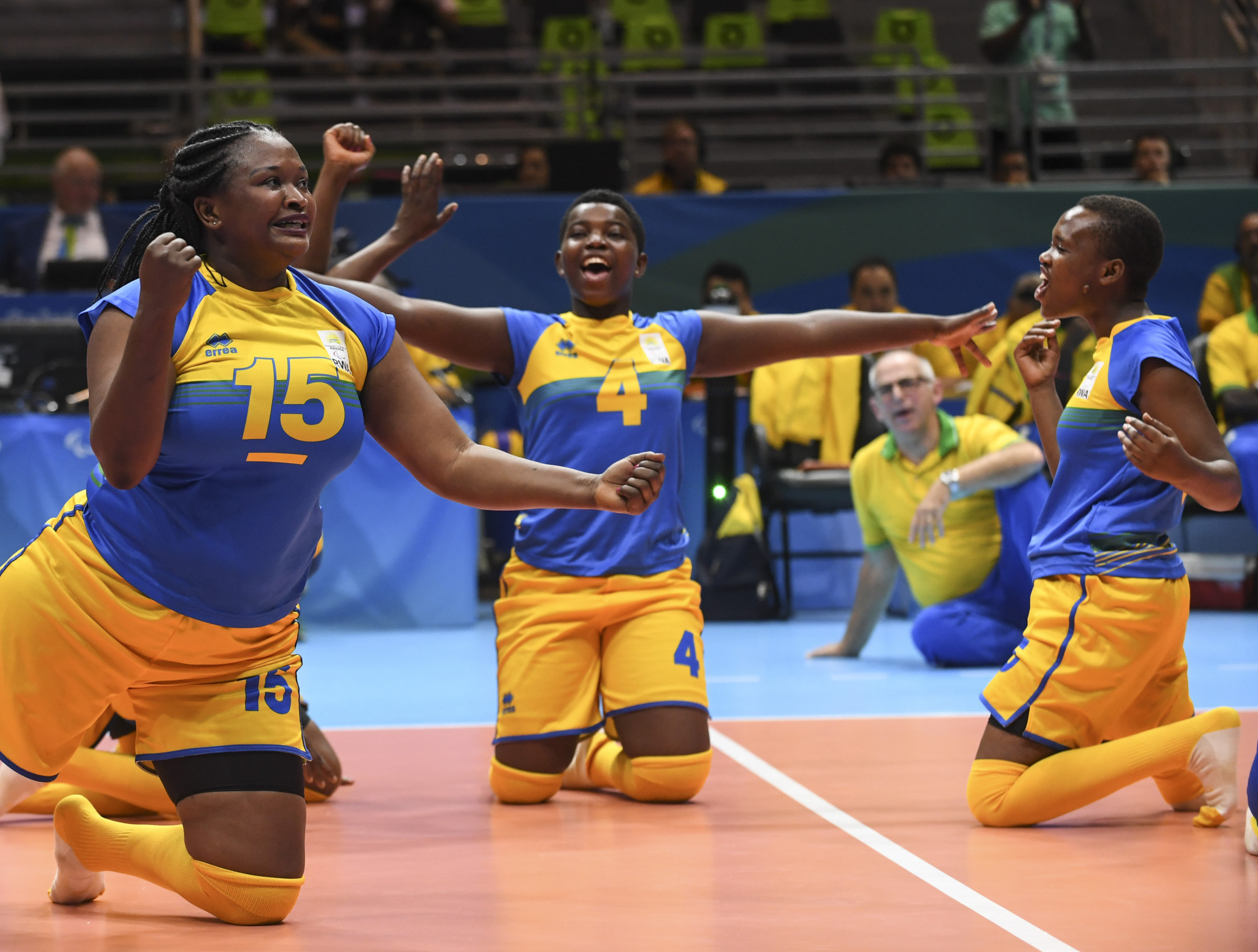 Rwanda's sitting volleyball captain takes positives after Tokyo 2020 postponement