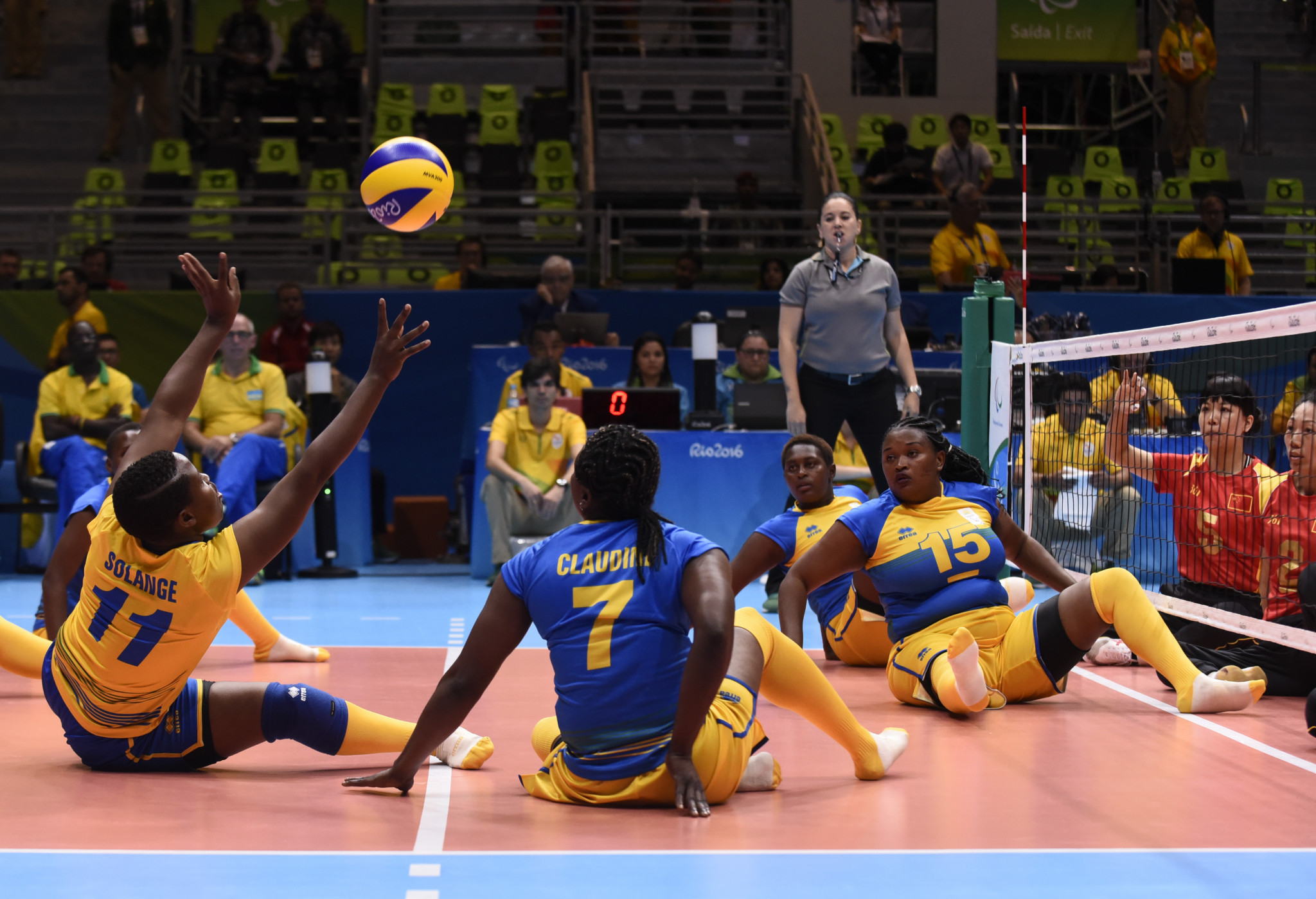 Rwanda made history when they qualified for Rio 2016 ©Getty Images