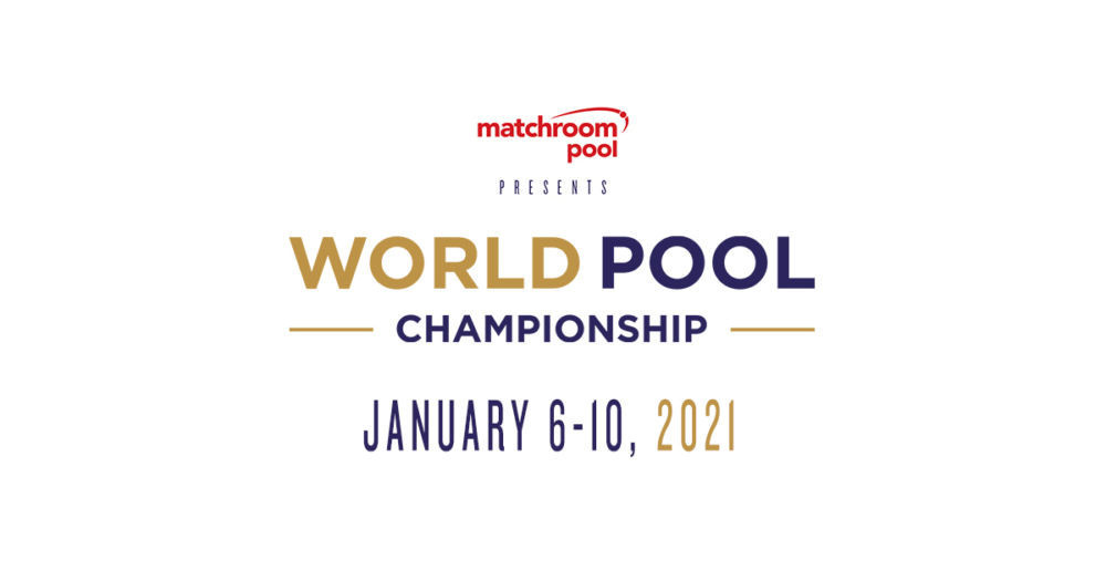 World Pool Championship moved from October to January