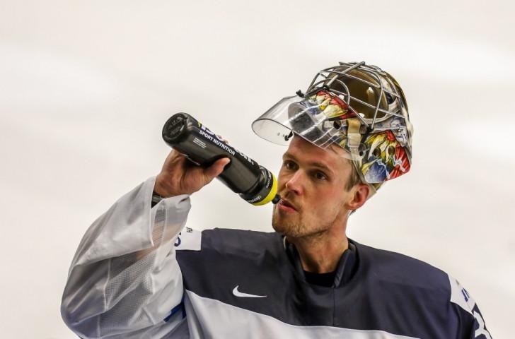 Finland's Pekka Rinne set a new post-war mark for goaltending success