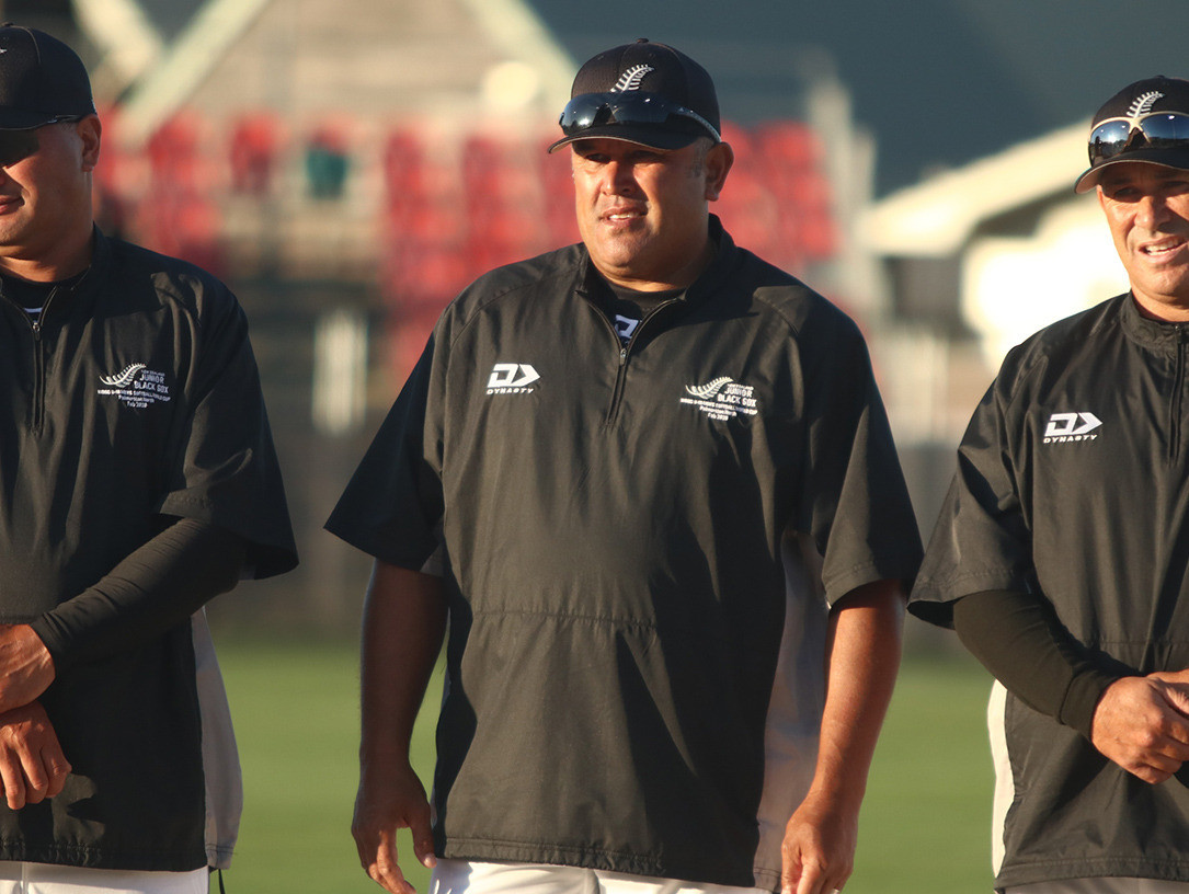 Jarrad Martin has been appointed as the head coach of New Zealand's under-18 men's softball team ©WBSC