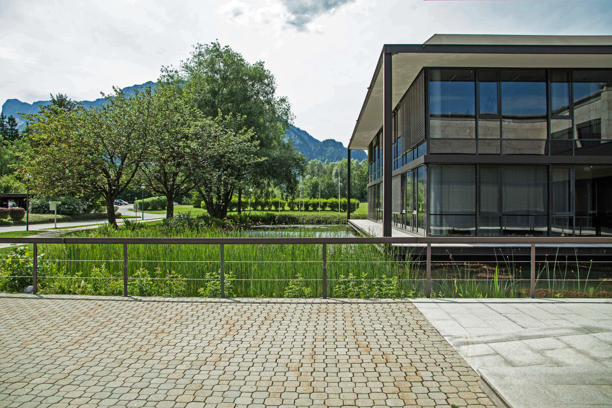 The new offices are located just outside of Salzburg, where the IBU had been based for 14 years ©IBU