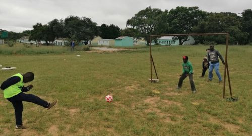 Zimbabwe National Paralympic Committee reach blind football development goal