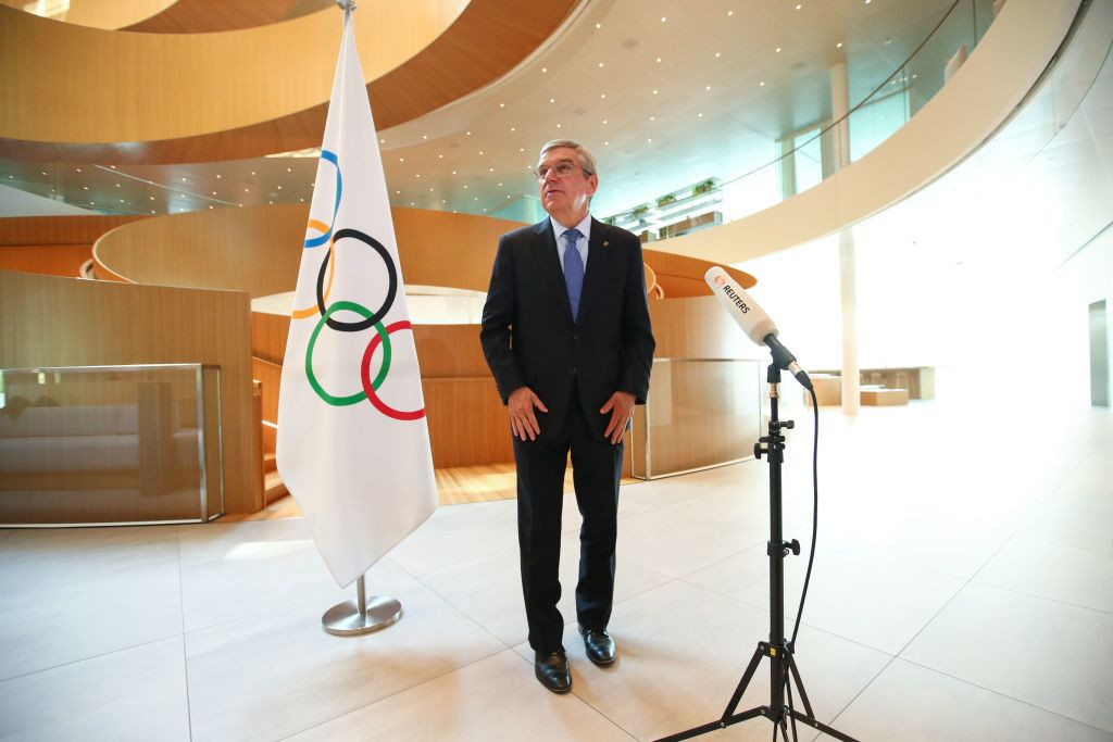 IOC President Thomas Bach has demonstrated a ruthless streak during his Presidency ©Getty Images