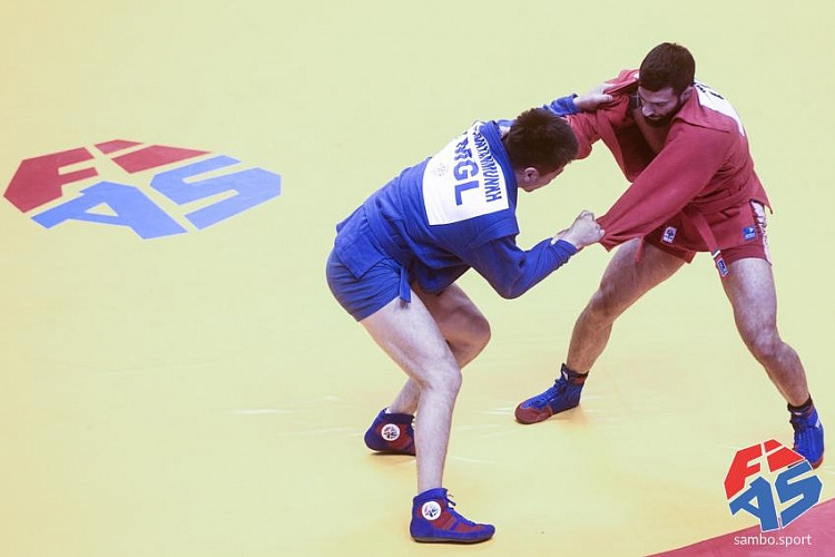 International Sambo Federation publish updated version of sport's rules