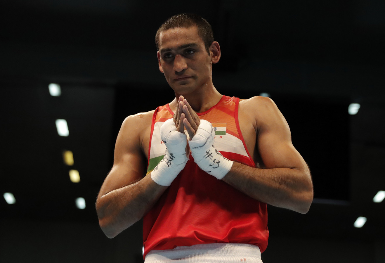 India has so far qualified nine boxers for Tokyo 2020 ©Road to Tokyo