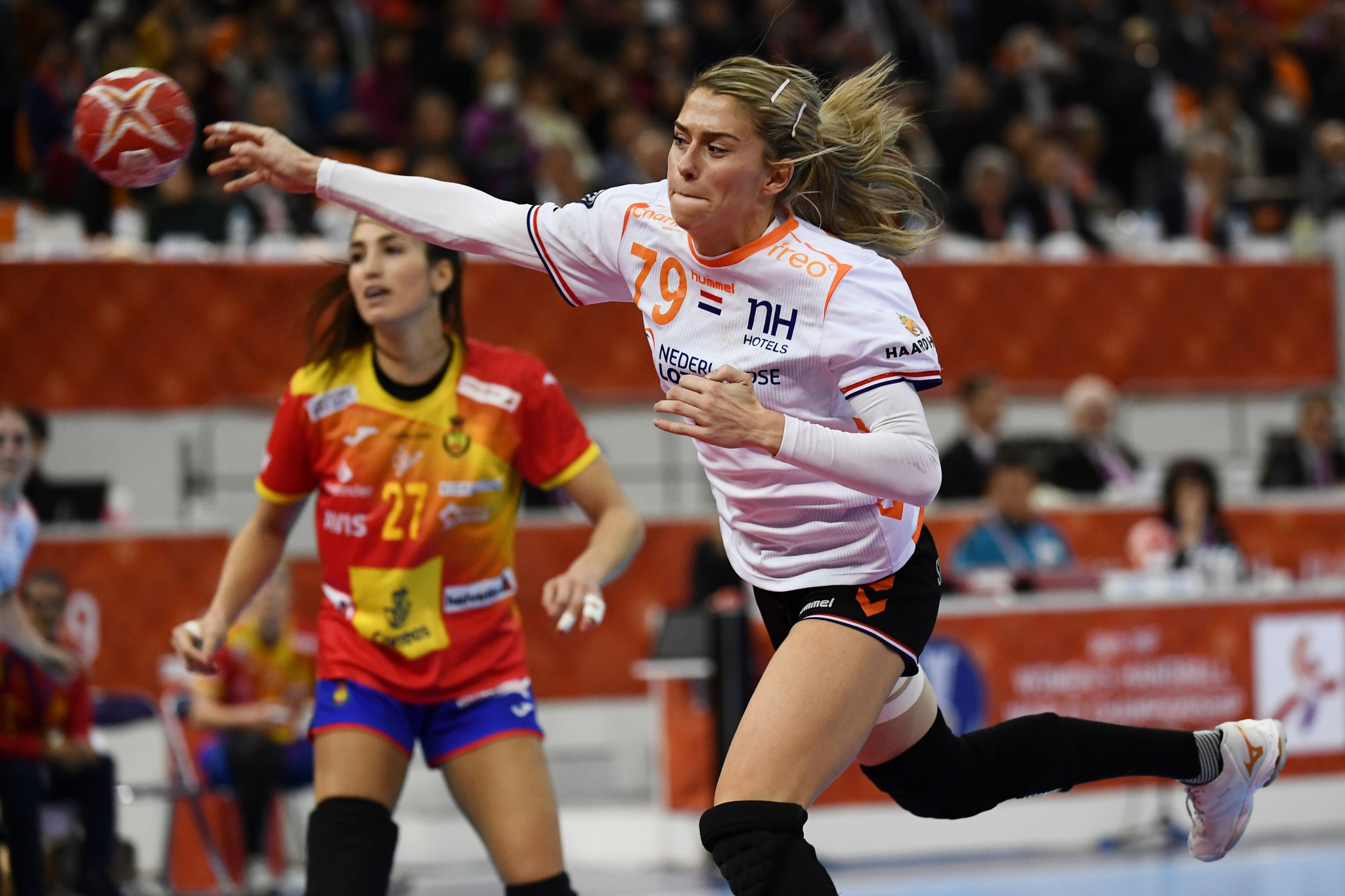 The International Handball Federation's financial position appears to be in good shape  ©Getty Images