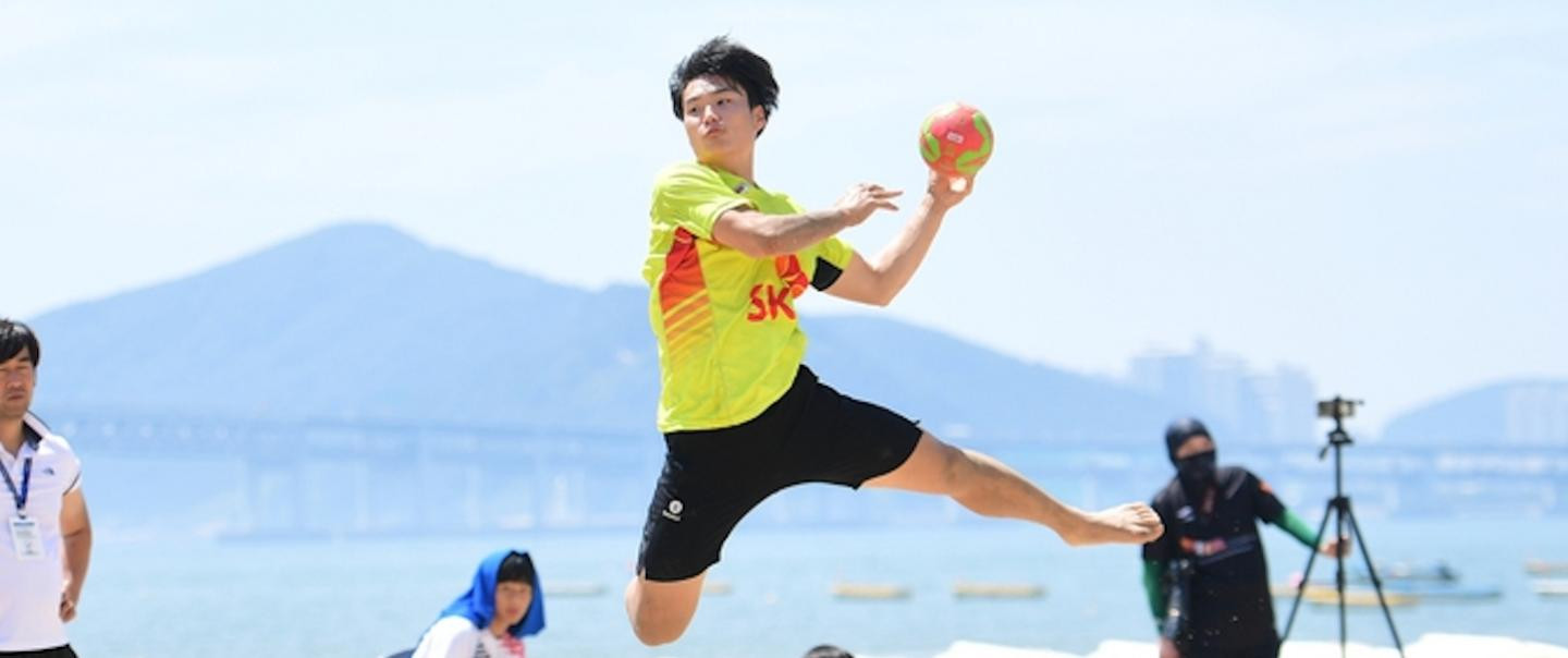 South Korea aim for handball debut at Sanya Asian Beach Games