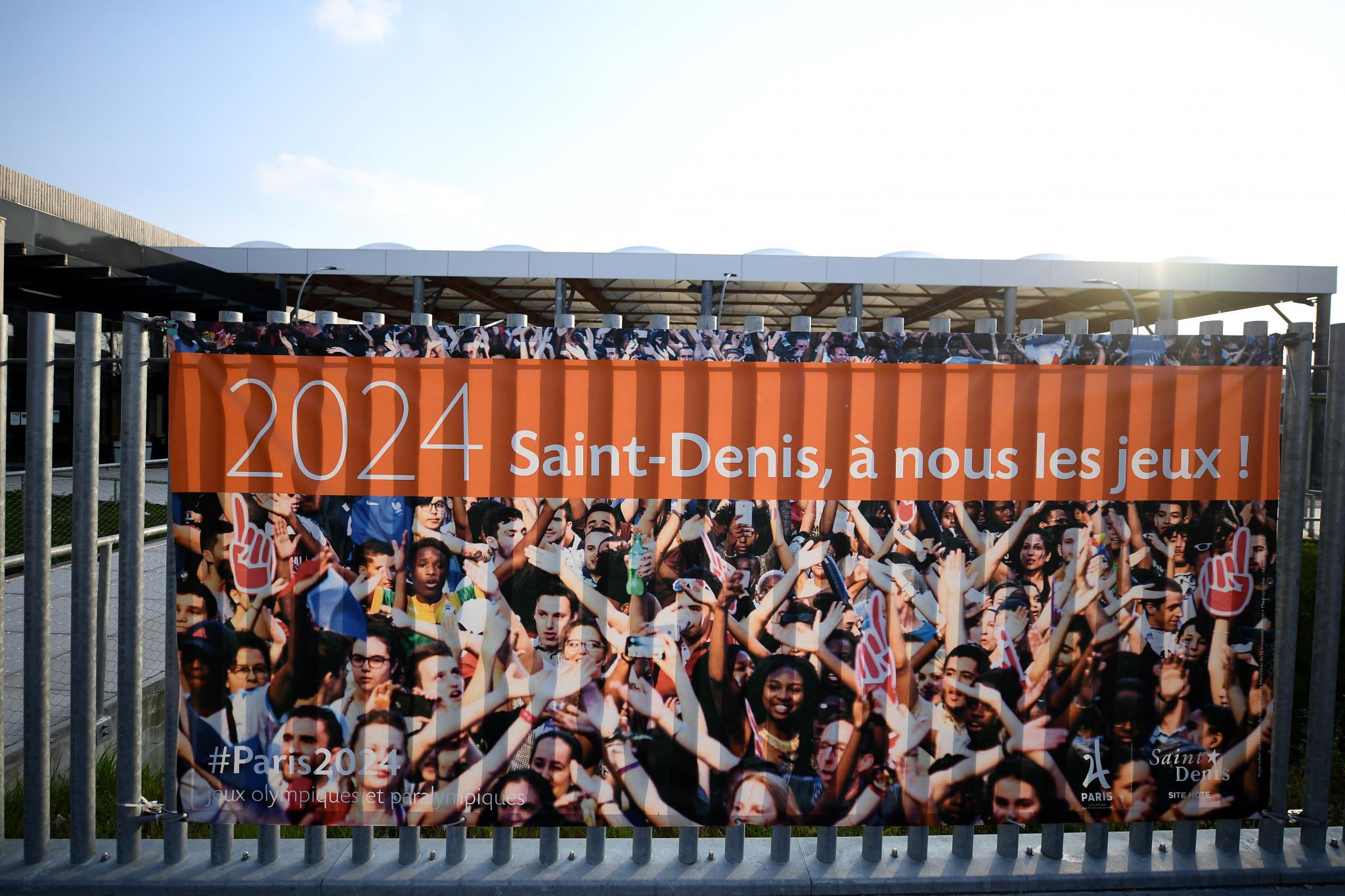 Tony Estanguet highlighted efforts to boost the Seine-Saint Denis region ©Getty Images