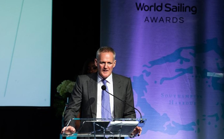 David Graham appointed new chief executive of World Sailing