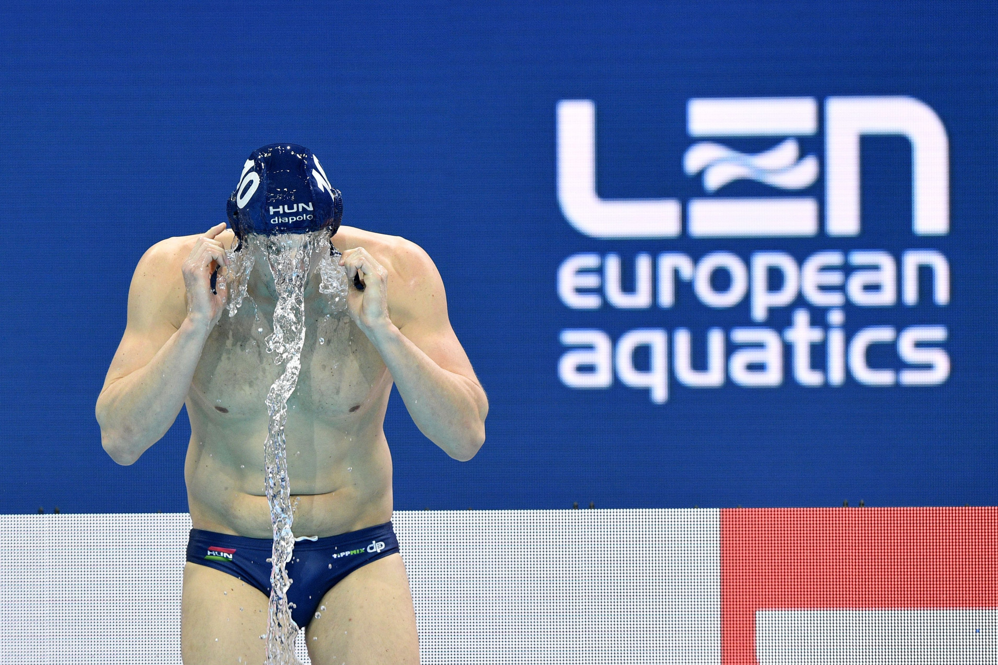 European Aquatics Championships moved to May in 2021