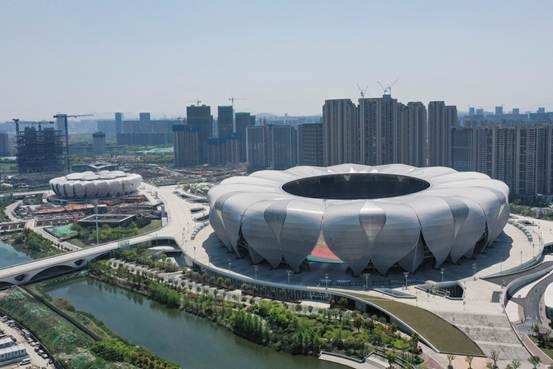The OCA heard updates on the hosts of its major events ©Hangzhou 2022