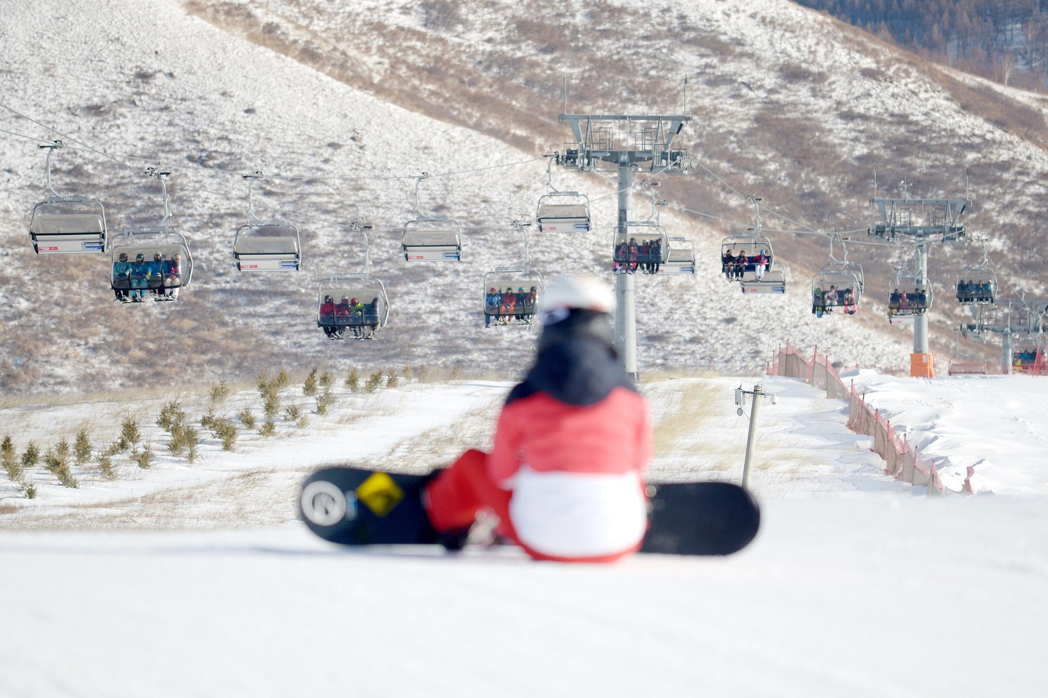 Zhangjiakou will host the World Championships next year ©Getty Images