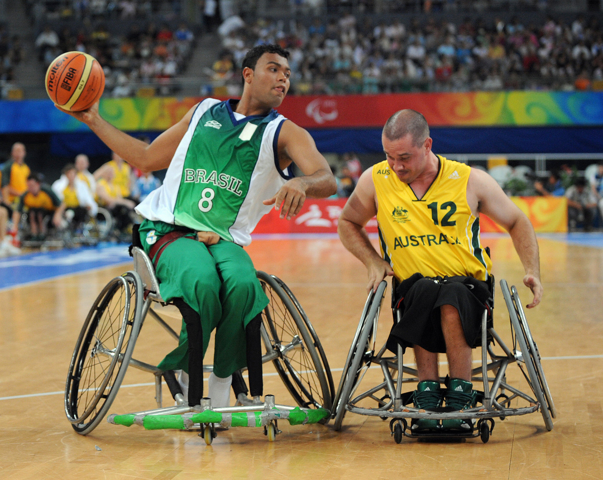 Grant Mizens has joined Paralympics Australia's Board ©Getty Images