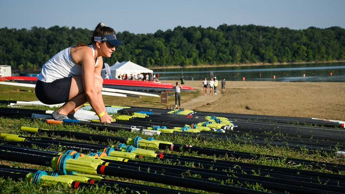USRowing has cancelled two major events because of the coronavirus crisis ©Getty Images