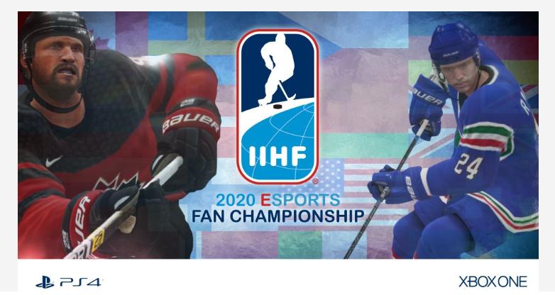 Ice hockey Esports Fan Championship set to launch next week on NHL 20