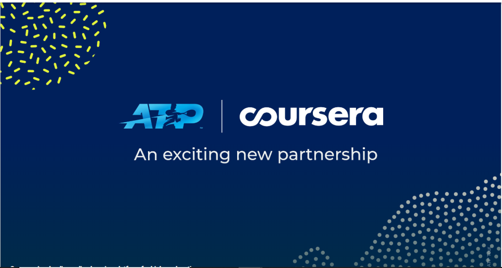 ATP teams up with learning platform to encourage tennis players to acquire new skills
