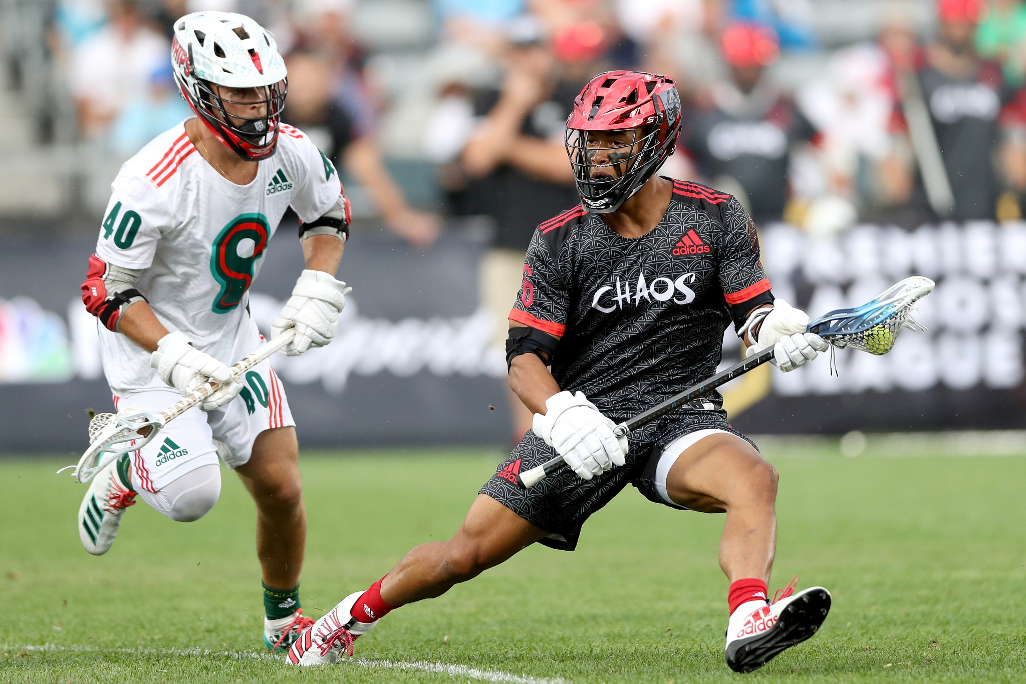This year's Premier Lacrosse League season is to be held as a two-week tournament due to the pandemic ©Getty Images