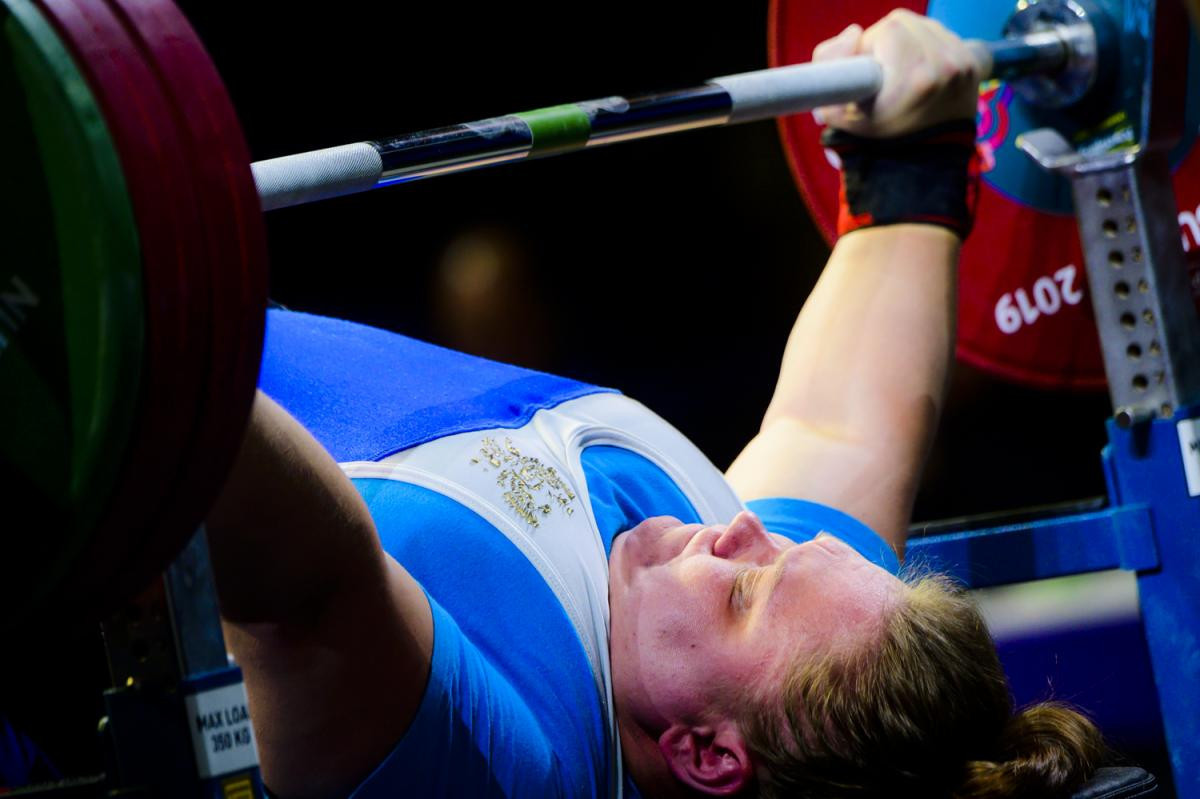 Muratova and Torres triumph in first Para Powerlifting Online World Cup
