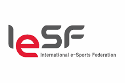 Colin Webster has stepped down as IESF President ©IESF