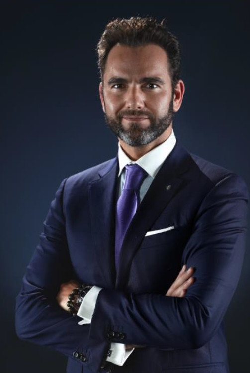 Vlad Marinescu has taken over as IESF President ©IESF