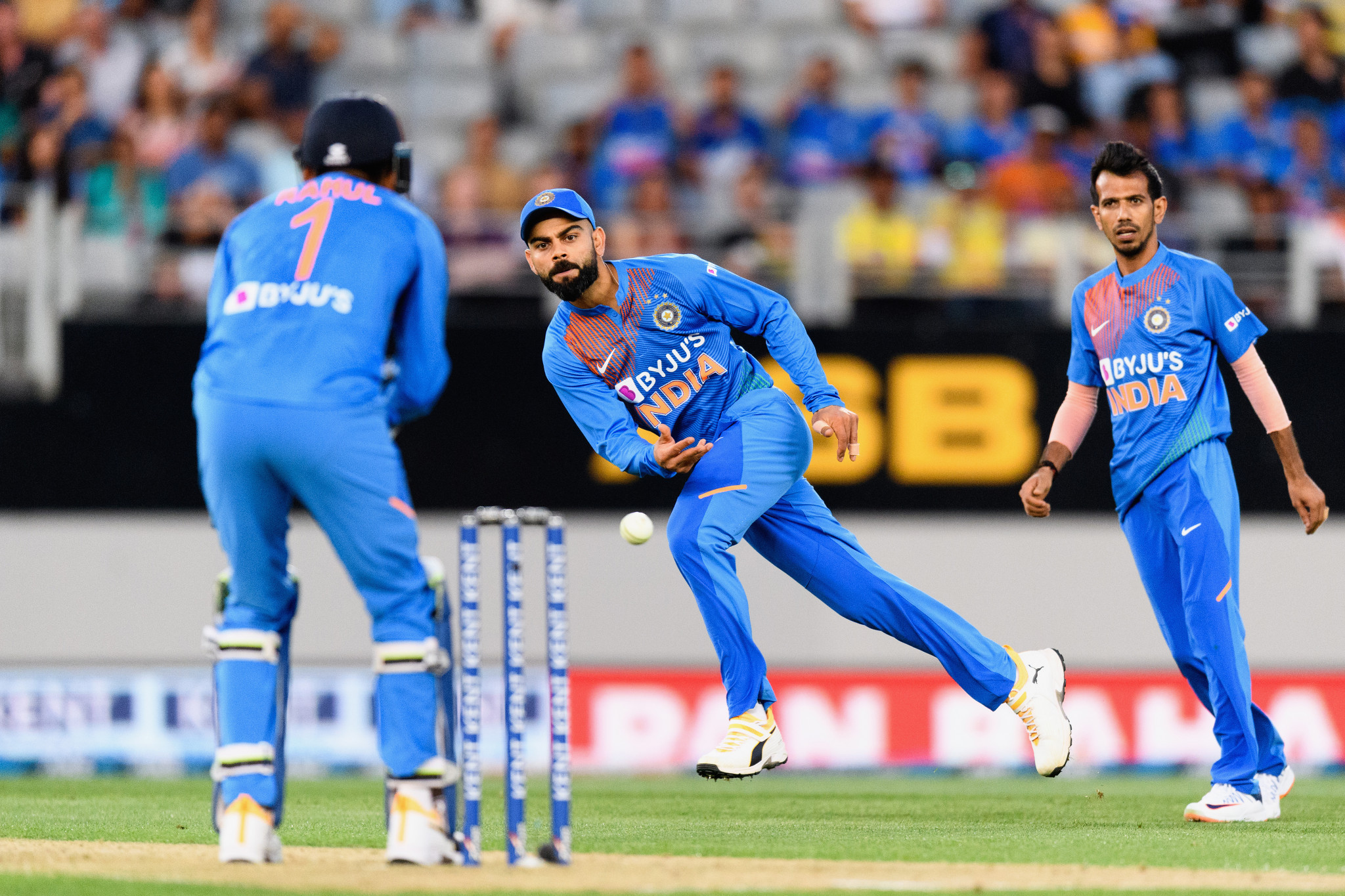 Indian players would be willing to self-isolate in Australia for 14 days, according to a senior official ©Getty Images