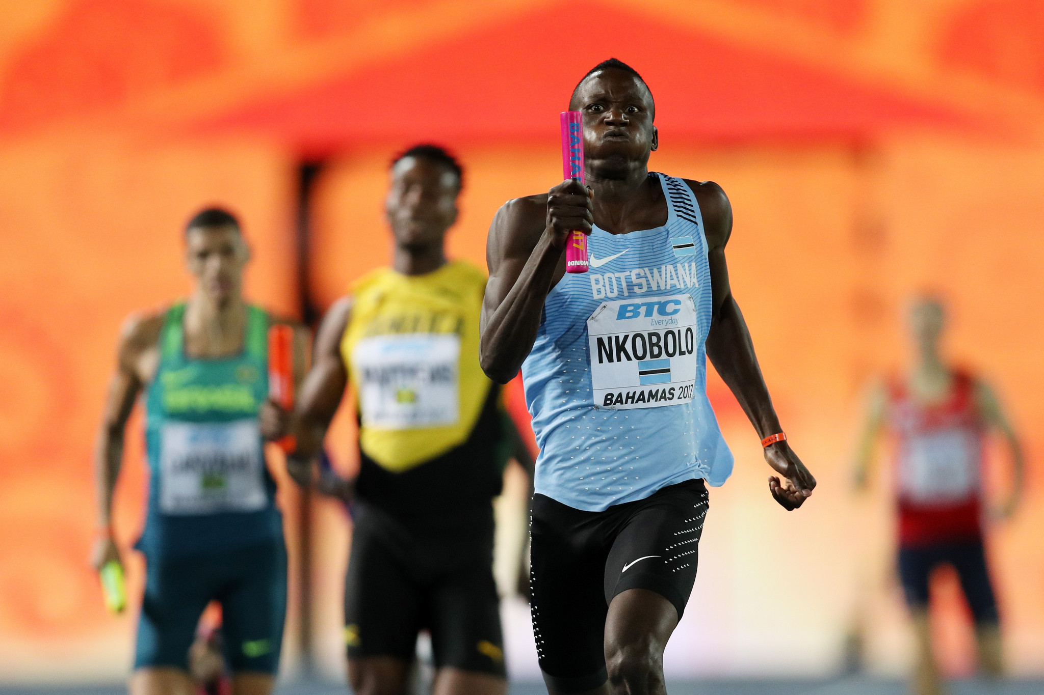 Commonwealth Games relay champion Nkobolo moves hospital but recovery still unclear