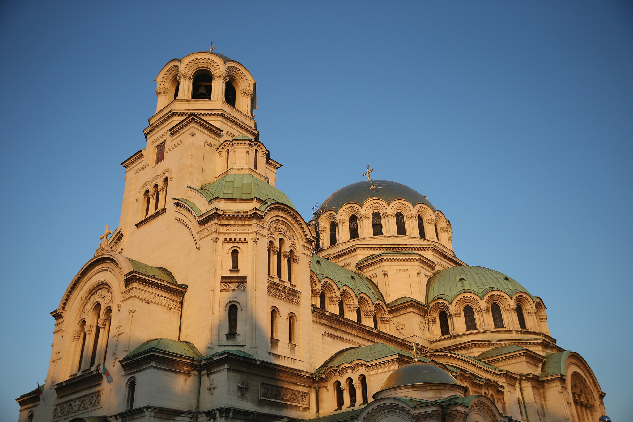 Sofia, Bulgaria. ©Sean Gallup/Getty Images