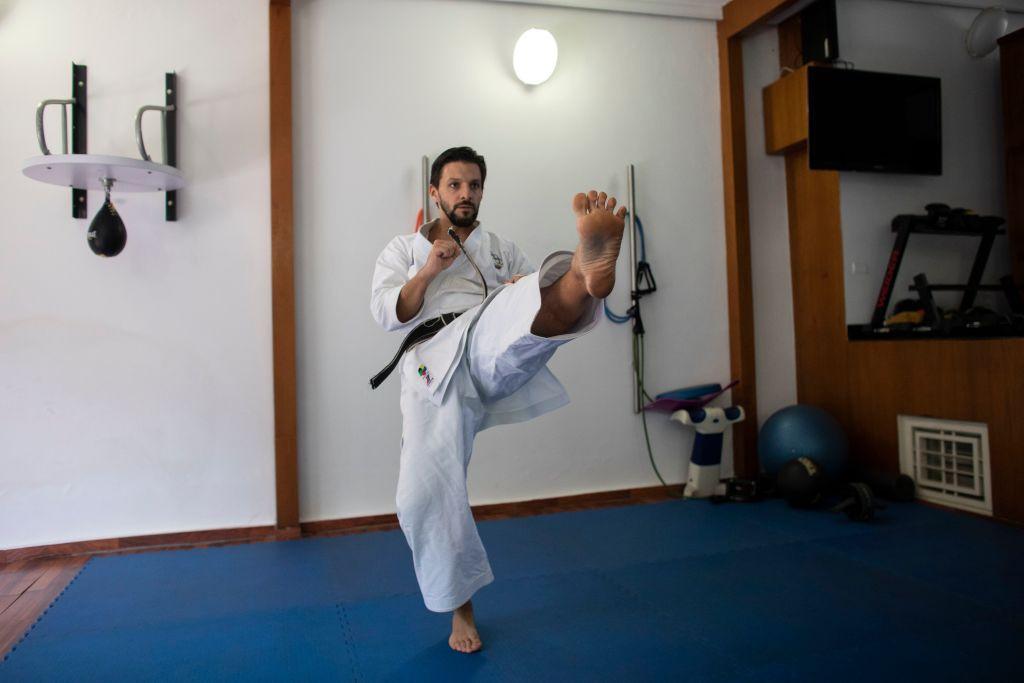 Venezuelan veteran Díaz delays retirement from karate to compete at Tokyo 2020