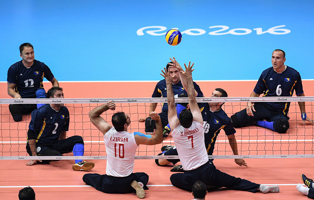 The Dutch official served as technical delegate for sitting volleyball at the Rio 2016 Paralympic Games ©Getty Images