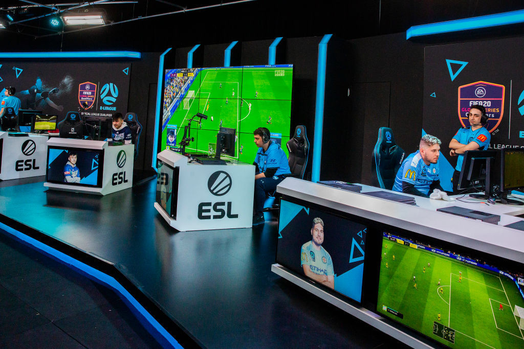 The IESF is the largest governing body for esports ©Getty Images
