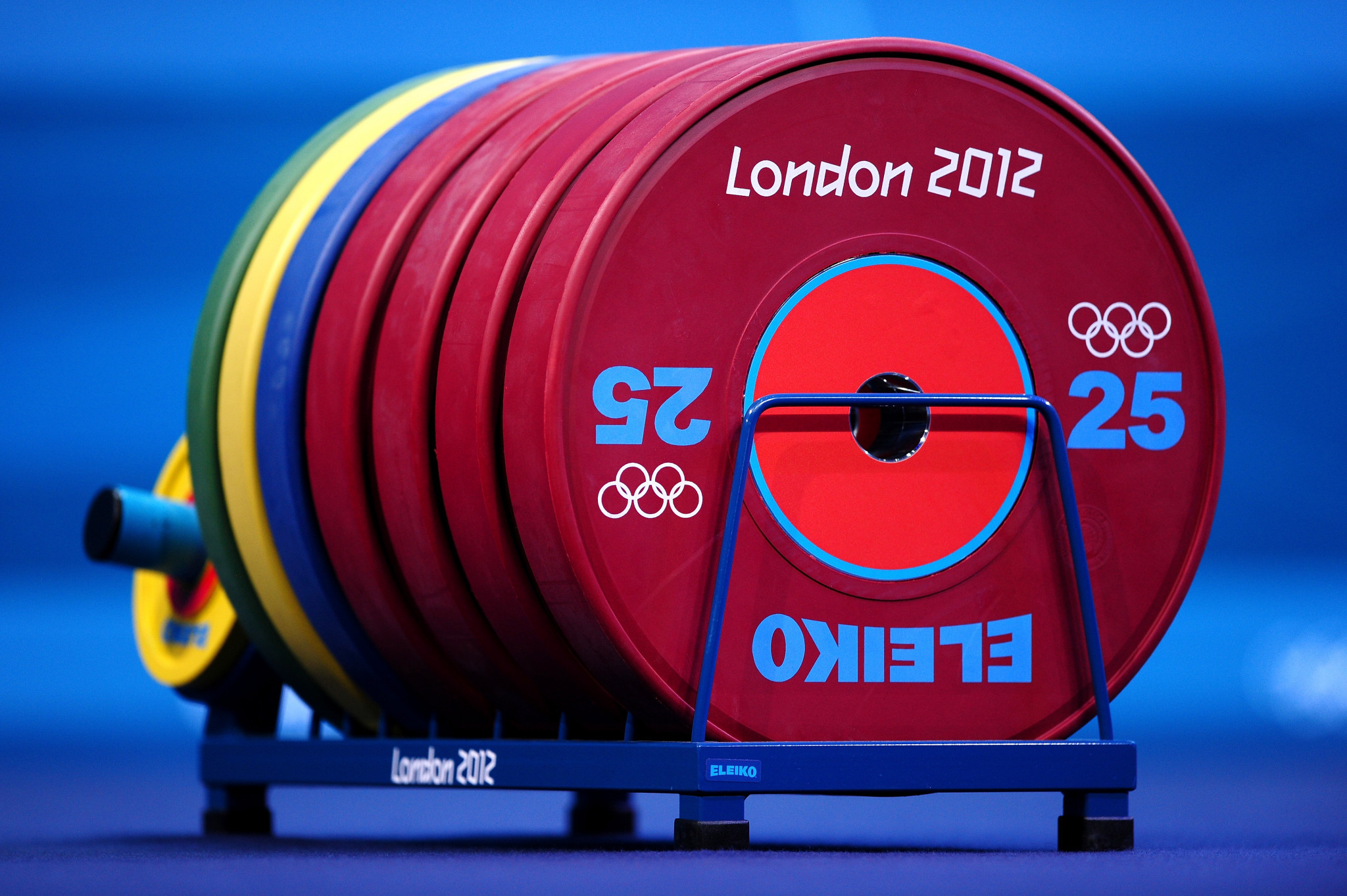 """Amid turbulent times, the International Weightlifting Federation claims to have """"strong financial foundations"""" ©Getty Images"""