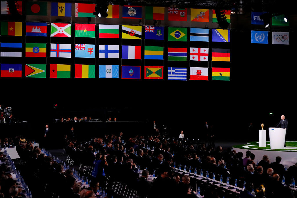 FIFA said the online Congress would take place on September 18 ©Getty Images