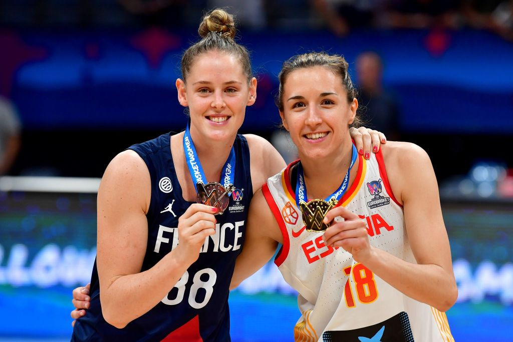 France and Spain are set to co-host the 2021 Women's EuroBasket ©Getty Images