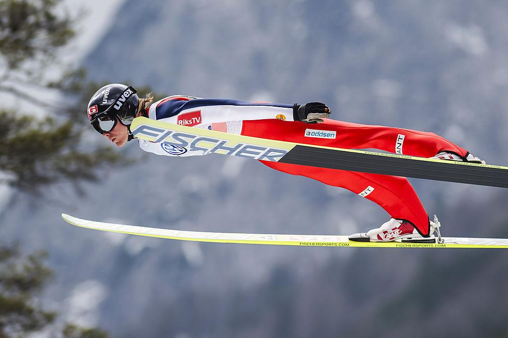 Olympic ski jumping bronze medallist Romøren declared cancer-free