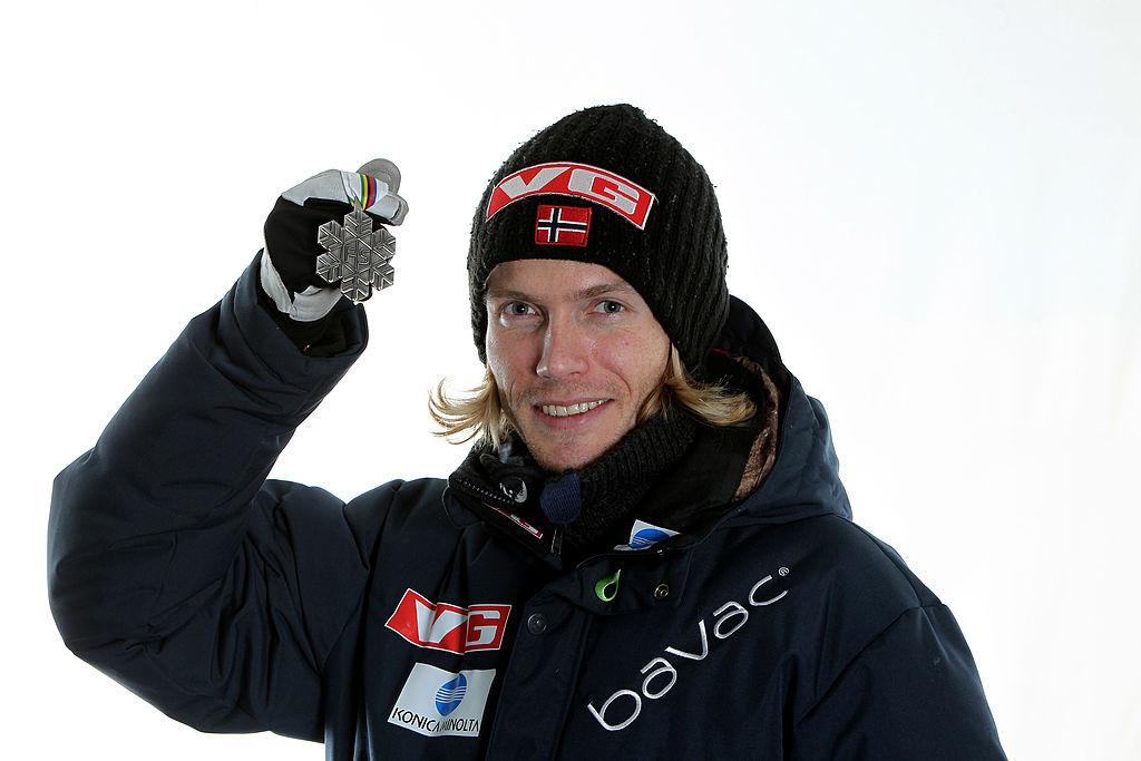 Bjørn Einar Romøren won multiple medals in team events at the World Championships ©Getty Images