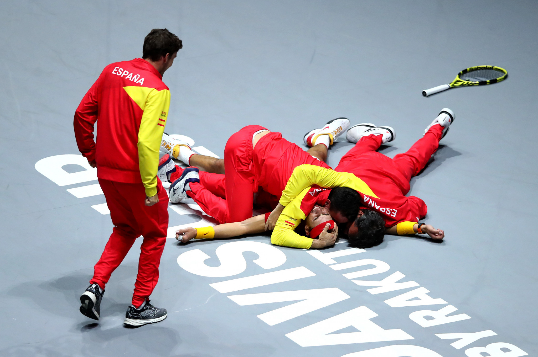 Piqué pessimistic over this year's Davis Cup due to potential restrictions on spectators