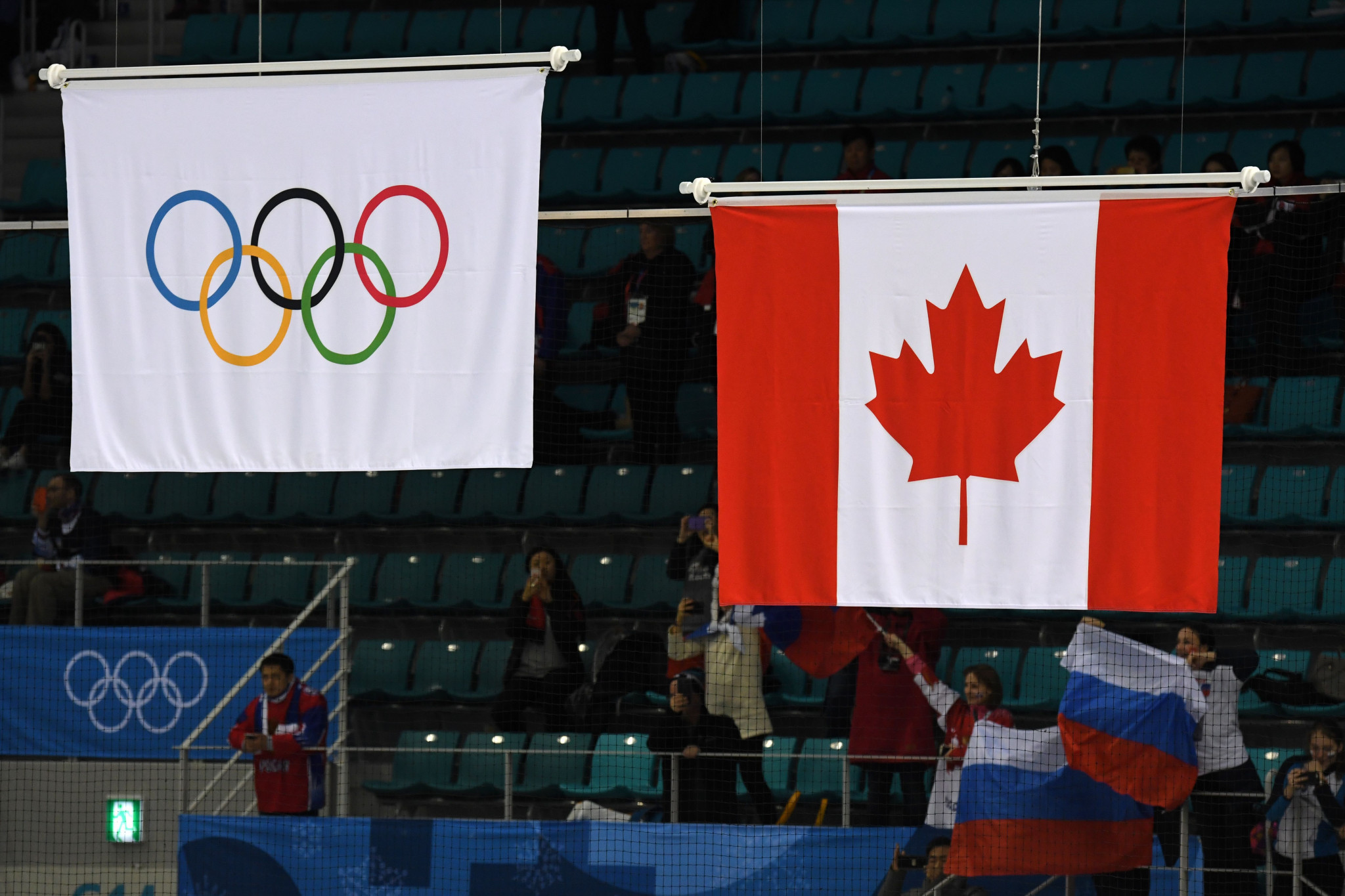 The Canadian Olympic Committee has announced its first-ever legal services partner ©Getty Images