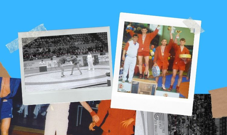 First submissions arrive for International Sambo Federation history project
