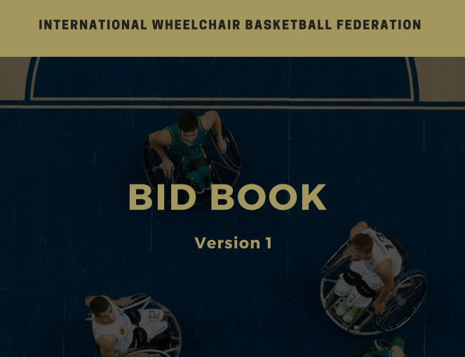IWBF launch bidding process for 2026 Wheelchair Basketball World Championships