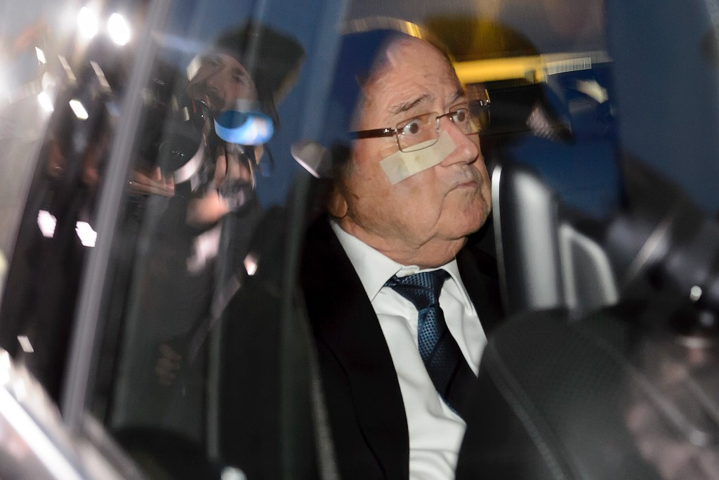 "Blatter looks forward to ""decision in his favour"" following Ethics Committee hearing"