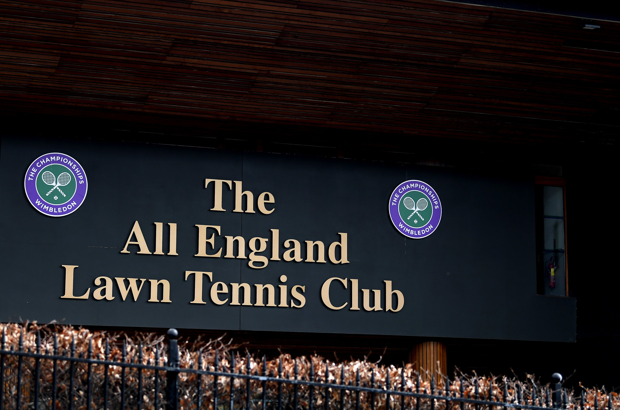 AELTC announced a series of contributions to support the national and international recovery from the coronavirus pandemic ©Getty Images