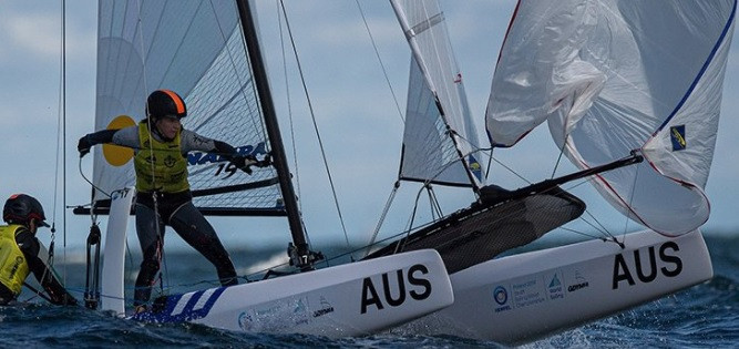 World Sailing confirm cancellation of 2020 Youth World Championships