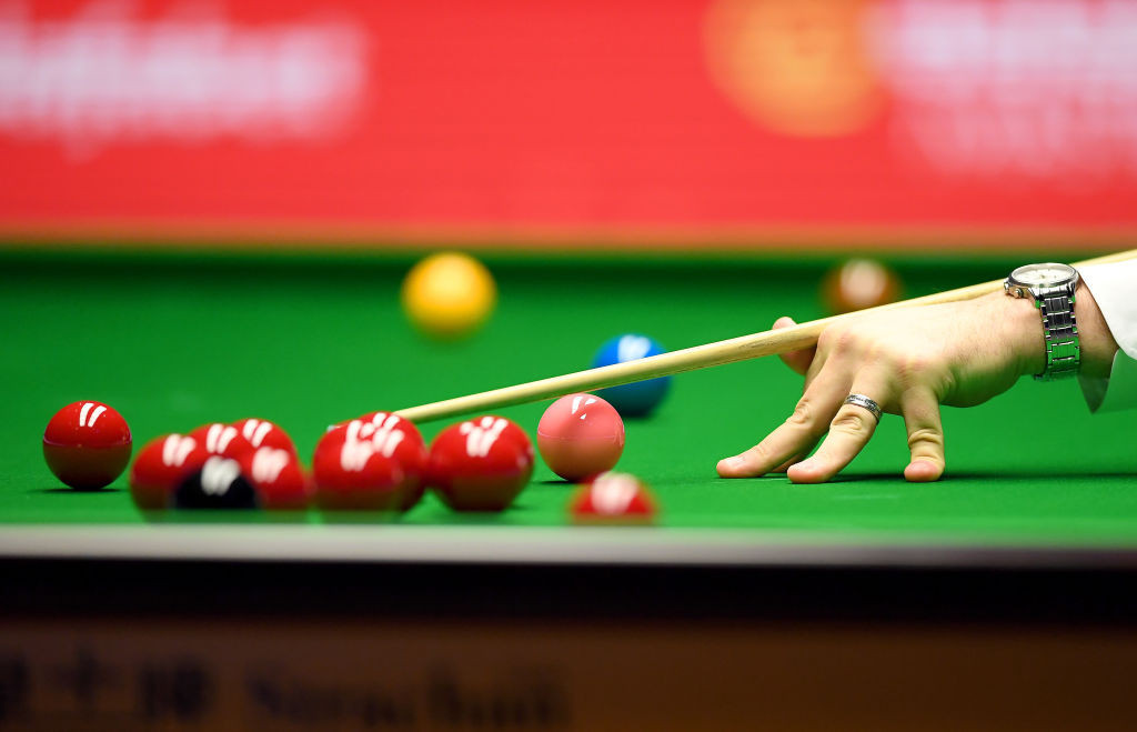 World Snooker Tour players given green light to train under COVID-19 conditions
