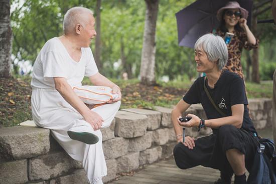 Musician Xiao He contributed his dream to the Hangzhou 2022 campaign ©Hangzhou 2022