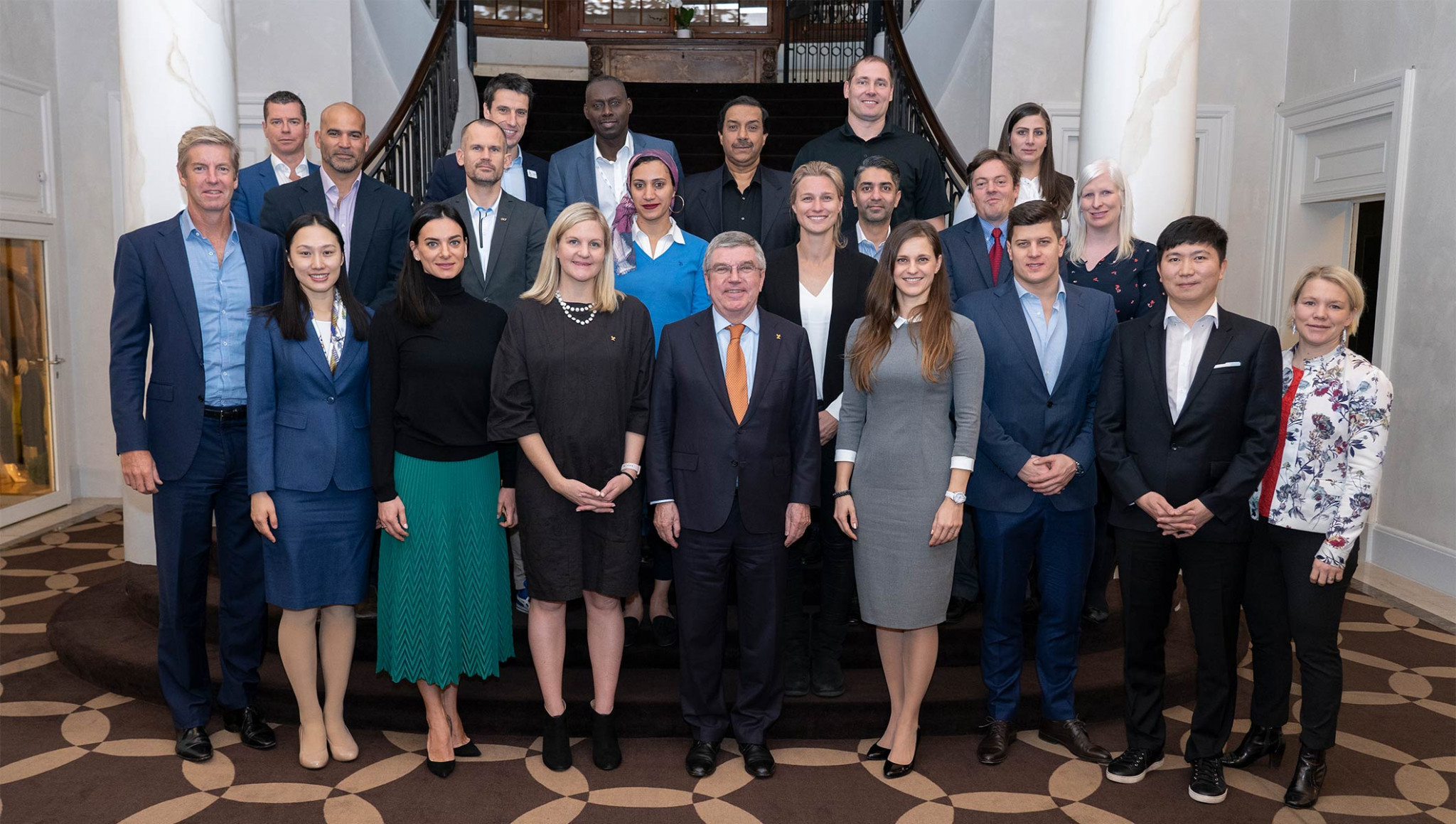IOC Athletes' Commission elections delayed until 2021