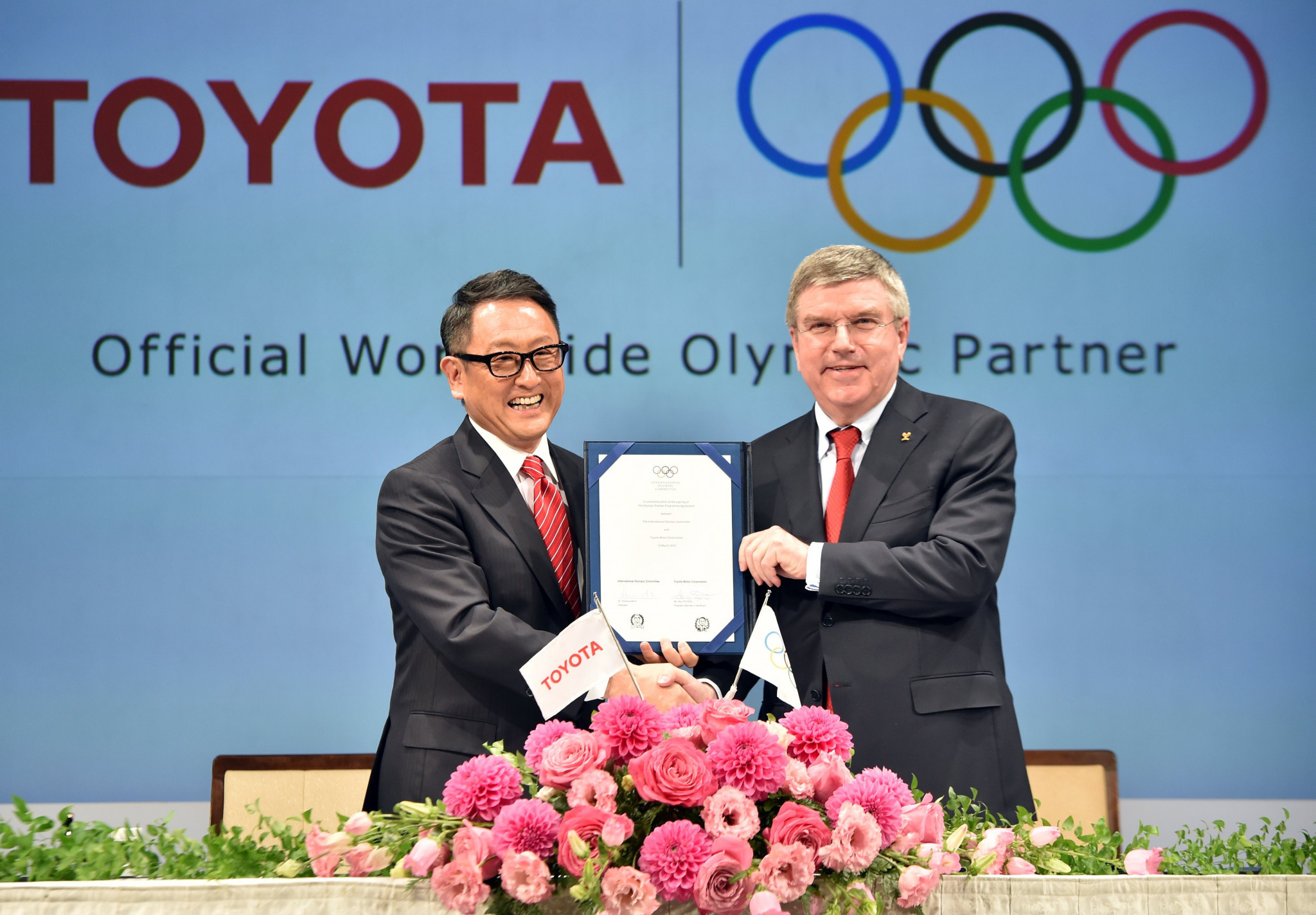 Some TOP sponsors may reschedule payments, IOC admits
