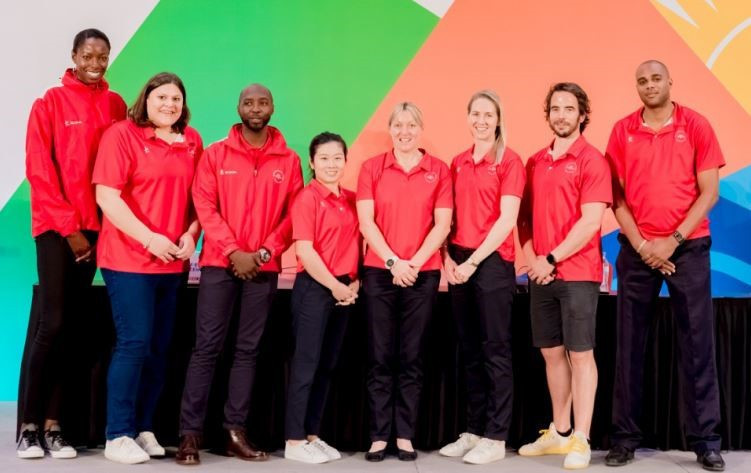 CGF Athletes Advisory Commission launches new strategy